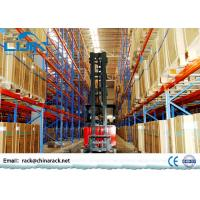 China Heavy Duty metal Industrial Storage Rack For Warehouse / factory on sale