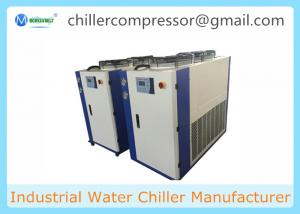 China Small Salt Water Cooling  Low Temperature Copeland Glycol Chiller on sale