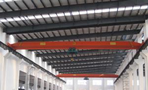 China China maufacturer electric hoist bridge overhead cranes in workshop crane on sale
