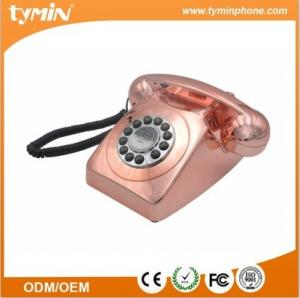 China 2017 Retro Design Basic Phone Fixed, Old Fashioned Phones, Replica Antique Telephone on sale