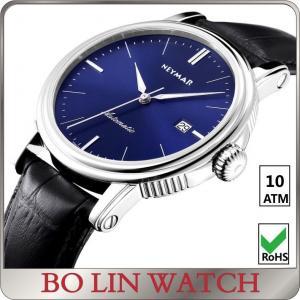 China Ladies Quartz Movement Mechanical Automatic Watch / Multifunction Wrist Watch on sale