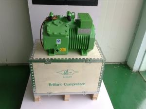 Quality Bitzer refrigeration compressor 4FC-3.2 , Semi Hermetic refrigerator compressor for sale