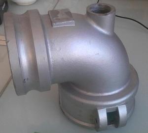 China Carcaça de areia de alumínio personalizada, feita no fabricante do profissional de China on sale