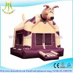 Hansel Car Theme Factory Bouncers Bounce House ,Inflatable dog Bouncy Castle For Sale