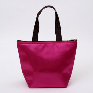 China Recycled Shoulder Embroidered Organic Cotton Tote Bags With Zipper on sale