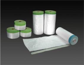 China paper tape masking film on sale