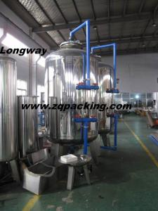China 1 stage Water Treatment equipments, Ro pre-treatment system for pure water , on sale