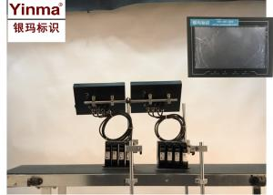 China Industrial Inkjet Barcode Printers , High Resolution TIJ Inkjet Printer on sale