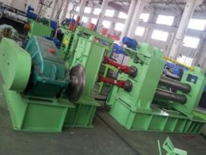 China Simple Hydraulic Steel Slitting Lines / Galvanized Steel Coil Slitting Machine on sale