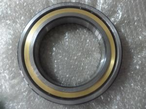 China Less Friction Angular Contact Thrust Ball Bearings 50X110X27 High Precision Nylon Cage on sale
