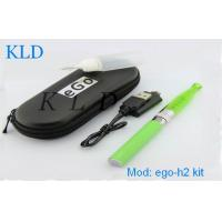 changeable coil ego h2 electronic cigarette starter kits green e cigs