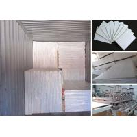 China Fireproof Expanded PVC Forex Sheet Self Adhesive For Furniture 1220 X 2440mm on sale