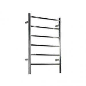 China Popular ladder stainless steel heating towel rack, heated towel rails,towel radiator on sale