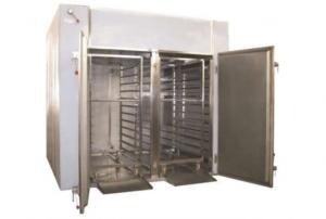 China Low Noise High Temperature Industrial Drying Oven , Hot Air Circulation Drying Oven on sale