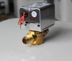 Quality Motorized Zone Control Central Heating Switch Valve 50/60HZ Frequency for sale