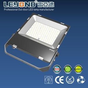China Super Bright SMD3030 150w Led Floodlight AC100-240v Aluminum + Glass on sale
