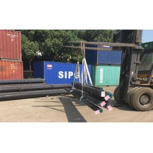 China Seamless Cold Drawn Steel Pipe , Cold Drawn Steel Tube/ Welded Tubes 3 1/2'' 101.6mm OD on sale