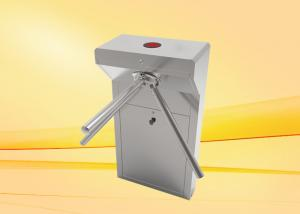 China Security  SUS304 Three Rollers Tripod Turnstile with access controller / opening gate on sale