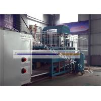 Customized Egg Carton Making Machine Stainless Steel Material 380V