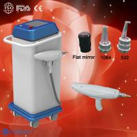 Portble all color tattoo removal nd yag laser tattoo removal machine