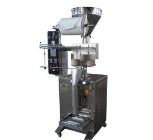 China Classic granule packing machine 200mm x 300mm pillow bag max 1kgs on sale