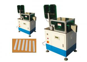 China SMT-CG200 Stator Paper Cutting Machine / Slot Wedge Forming Cutting Machine on sale