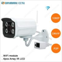 Array IR Led Hight Resolution 1080p Wireless Surveillance Camera