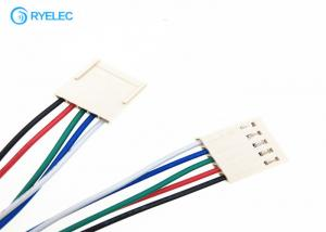 China 5 Pin Extension Custom Wire Harness Molex 2510 Power Connector Pcb Terminal 2.54mm Pitch on sale