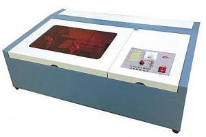 China Desktop CNC Carving Machine TJ-3030 on sale