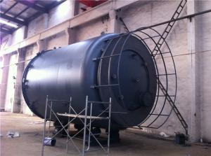 China Large Capacity Titanium Industrial Storage Tanks 3000L Volume for Chemical Engineering on sale