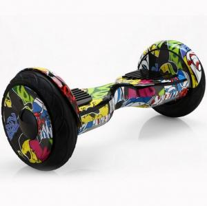 China 10 inch self electric balance scooter hoverboard two wheel  electric scooter with lithium battery on sale