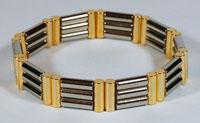 China NdFeb magnet bracelet on sale