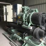 Customized Industrial Air Cooled Water Chiller Non Standard