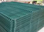 Factory Manufactured Garden Building Hot-dipped Galvanized 3D Welded Wire Mesh Panel