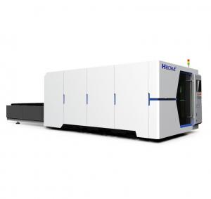 China Metal Steel tube and plate fiber laser cutting machine with rotary device on sale