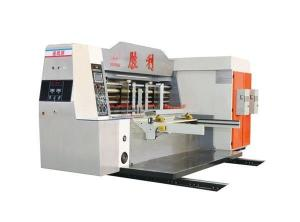 China Semi Automatic Corrugated Carton Flexo Printing Machine CE ISO Certificate on sale