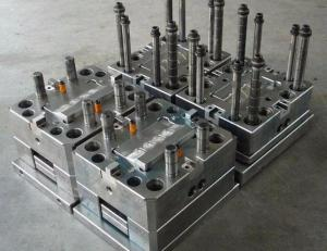 China P20 Mold Base Injection Molding Molds Precision ABS Plastic Molding ISO 9001 Approved on sale