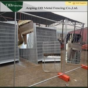 China 2.4m X2.1m Security Australian Temporary Fencing For Public Events / Gatherings on sale