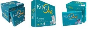 China Chamex Purpose Copy Paper A4 80GSM Pulp Office Double A White A4 Copy Paper 80 GSM (210mm X 297mm) on sale