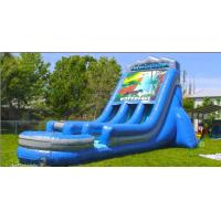 Commercial grade water inflatable slides 22