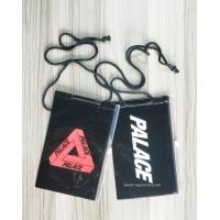 Compatible PVC Reusable Ziplock Bags Slider Storage Bags With Cotton Lanyard