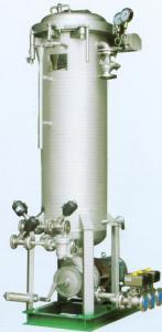 China Vertical cylinder scattered fiber Yarn Cone Dyeing Machine with Spray and pour on sale