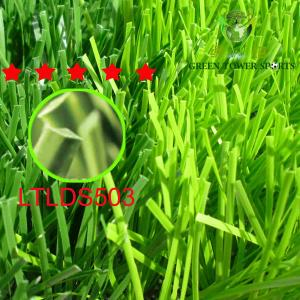 China Professional 50mm diamond shape soccer Artificial Grass on sale