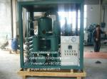 Protégez l'unité contre les intempéries de filtrage diélectrique d'huile de vide (de type inclus) | Machine de purification d'huile de transformateur