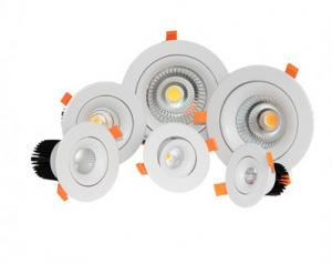 China PF0.95 3w 5w 9w 12w 18w Led Ceiling Downlights Led Bathroom Downlights Home on sale