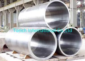 China Aluminum Extruded Seamless Steel Tube ASTM B241 6061-T6/6063-T6/6063 on sale