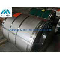 55% Zinc Alloy Coated Hot Rolled Steel Sheet In Coil Explosion Proof Strip