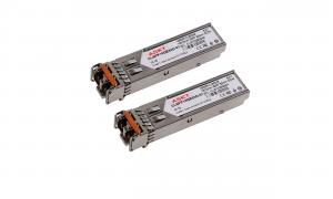 China 1000M High Performance CWDM SFP Module SMF 1610nm DFB Compatible Extreme on sale