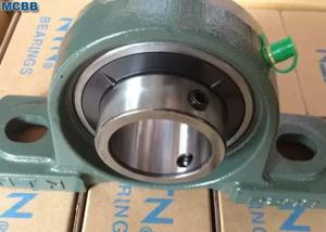 China Insert Large Ball Pillow Block Mounted Bearing Anti Rust UCFL211 FYTB55TF on sale