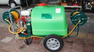 China Trolley garden power pump sprayers exporter on sale